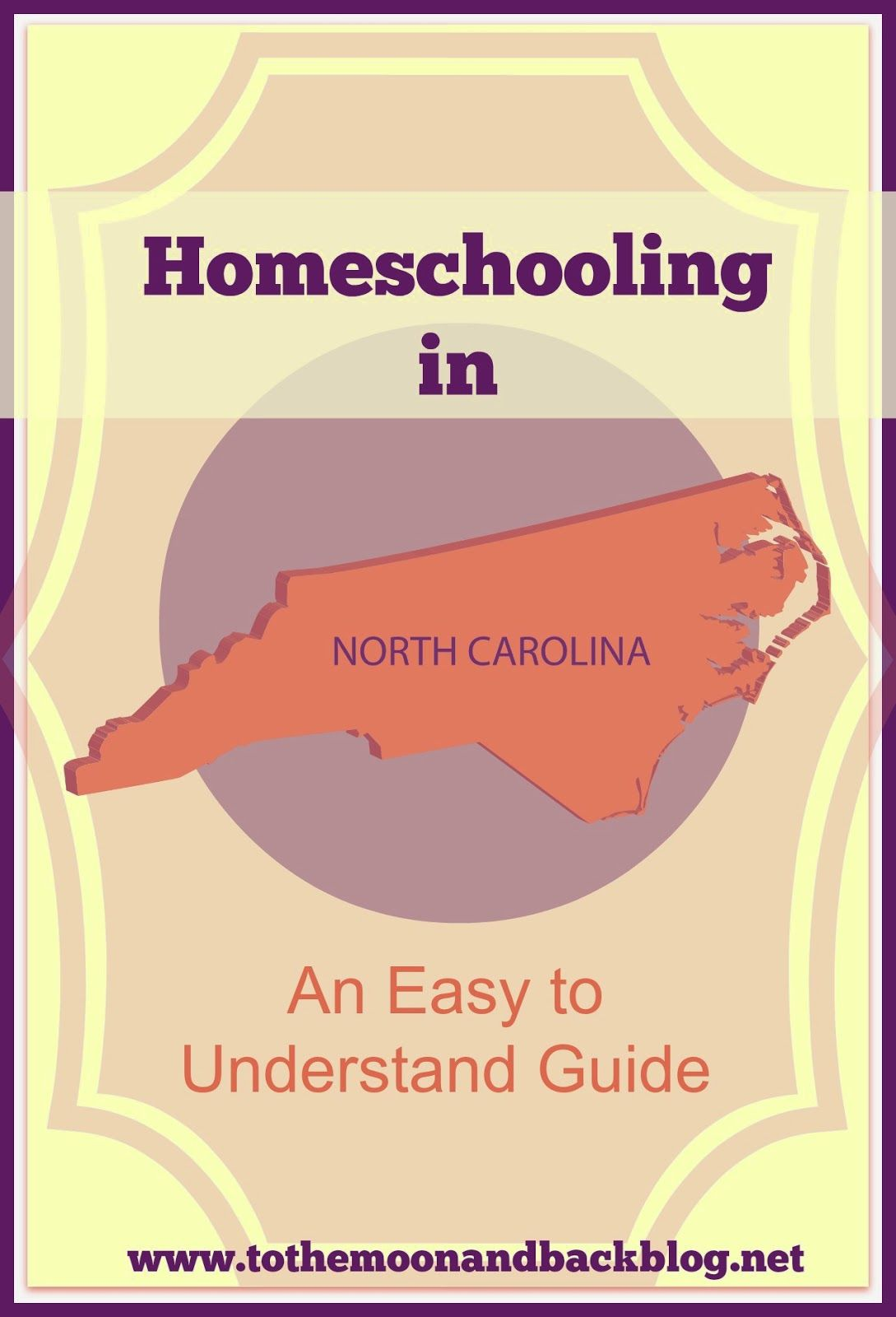 Homeschooling Laws in North Carolina {An Easy to ...