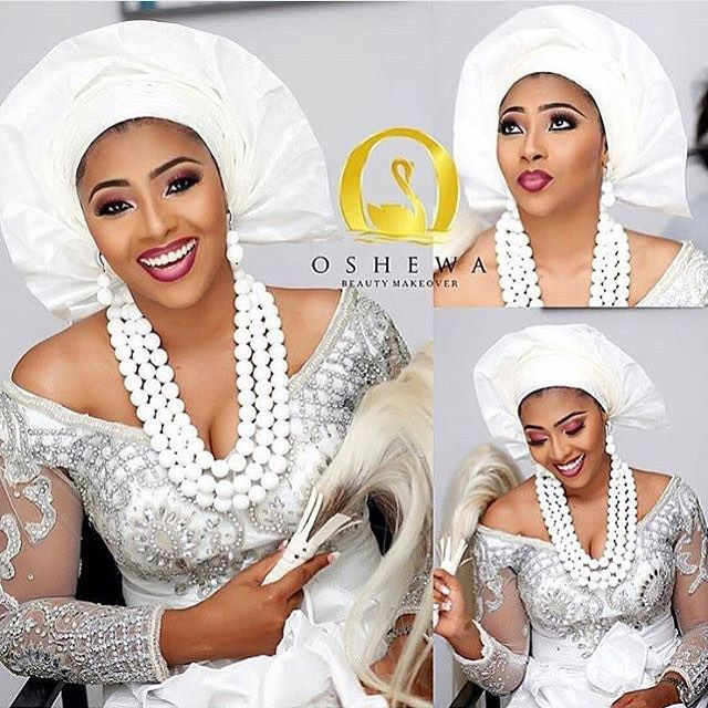 Igbo Nigerian Wedding: Stunning And Stylish Igbo Brides Fashion Look Book That