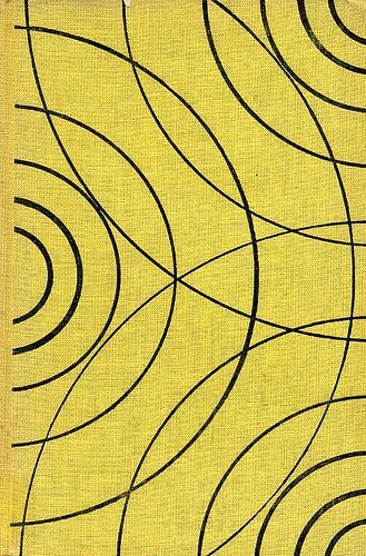 1959, binding illustration for Válkou narušení by Vašek Káňa by 50 Watts, via Flickr