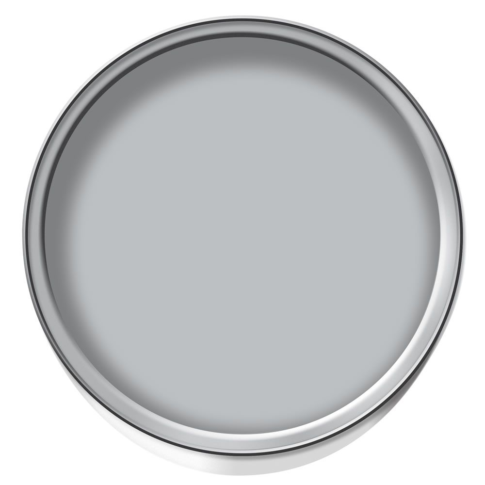 Best Exterior Design App: Durable Touch Of Silver Matt Emulsion Paint 2.5L In 2019