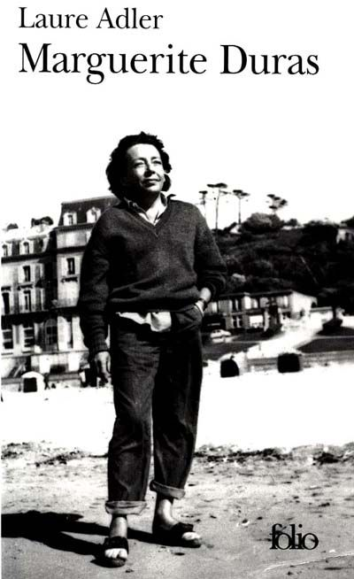Marguerite Duras Laure Adler Adler Writers And Poets Writer