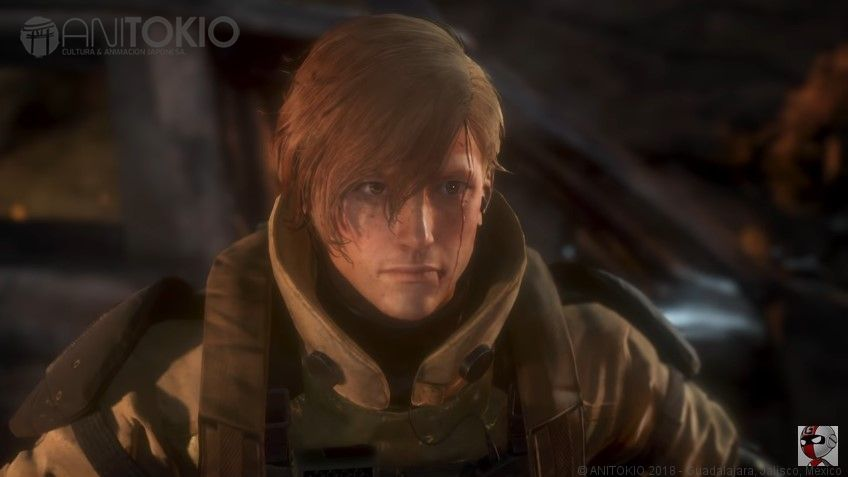 Square Enix Ha Mostrado Un Nuevo Trailer De Su Juego Left Alive