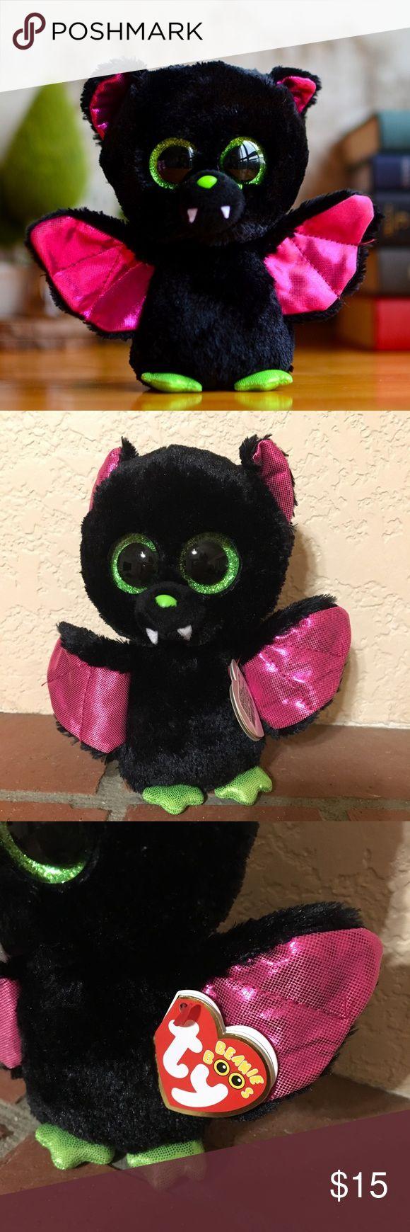 b82dd3d7937 TY Beanie Boo Plush - Igor the Bat 5.5