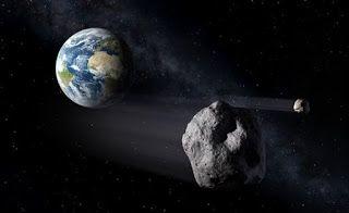 G.A.B.I.E.: La NASA encontrará materiales orgánicos en el aste...