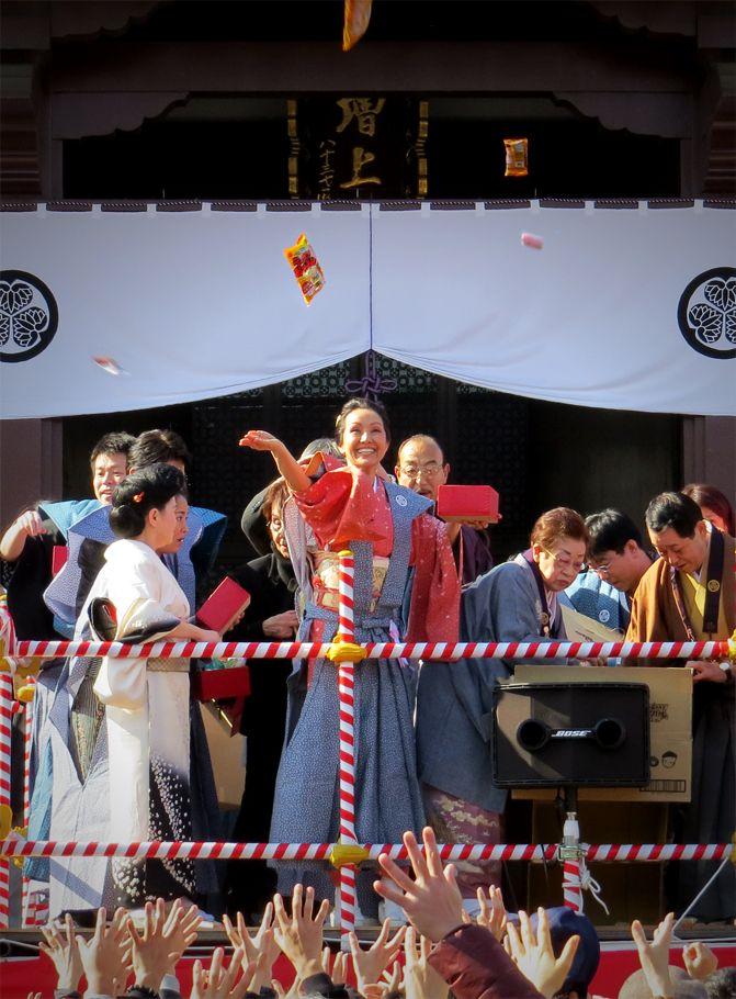 Zojoji - Setsubun
