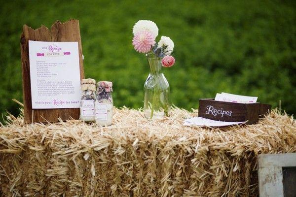 Vintage Farm Inspired Wedding - Bella Paris Designs