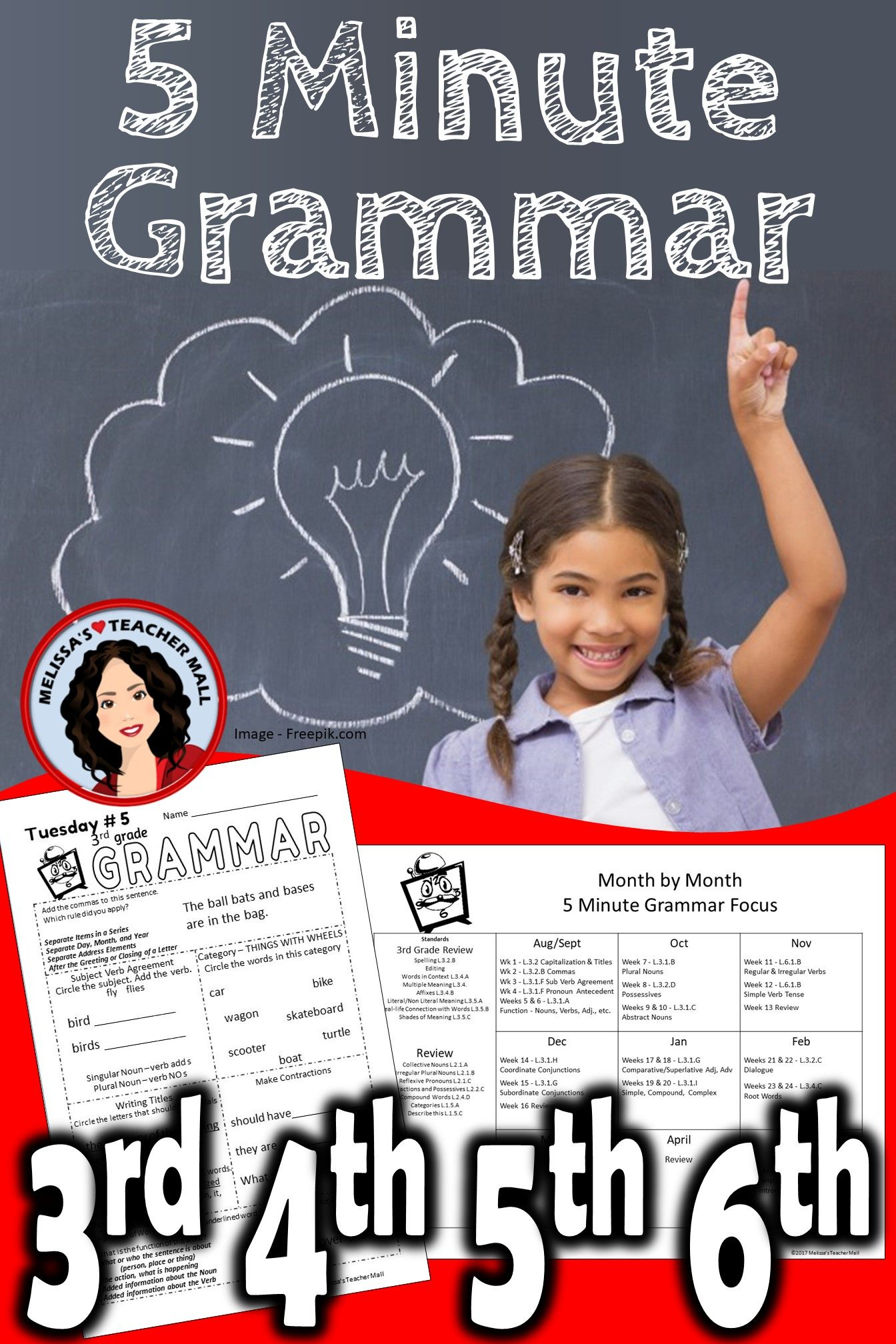hight resolution of 5 minute grammar is the perfect addition to your classroom. Quickly  practice grammar in just five minutes.   Grammar practice