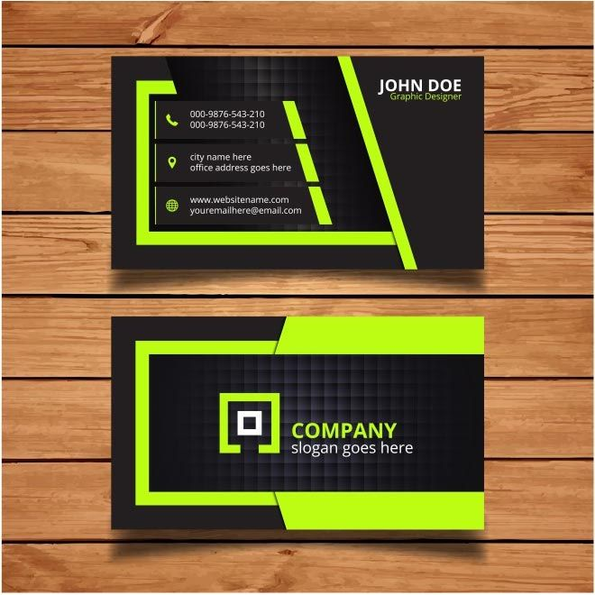 26437 11185 vector company name john doe business cards http www