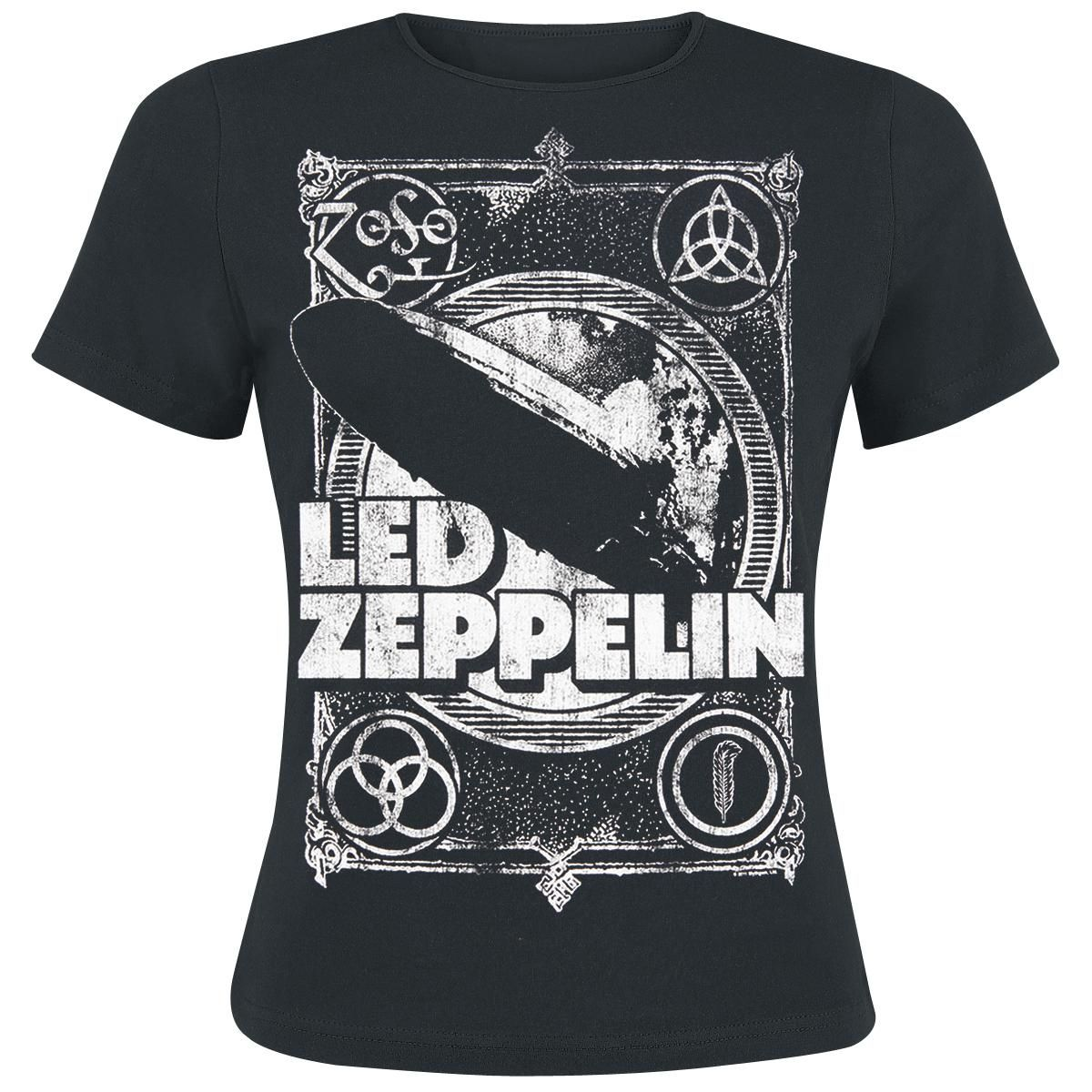 t shirts camisetas led zeppelin en emp europe s. Black Bedroom Furniture Sets. Home Design Ideas