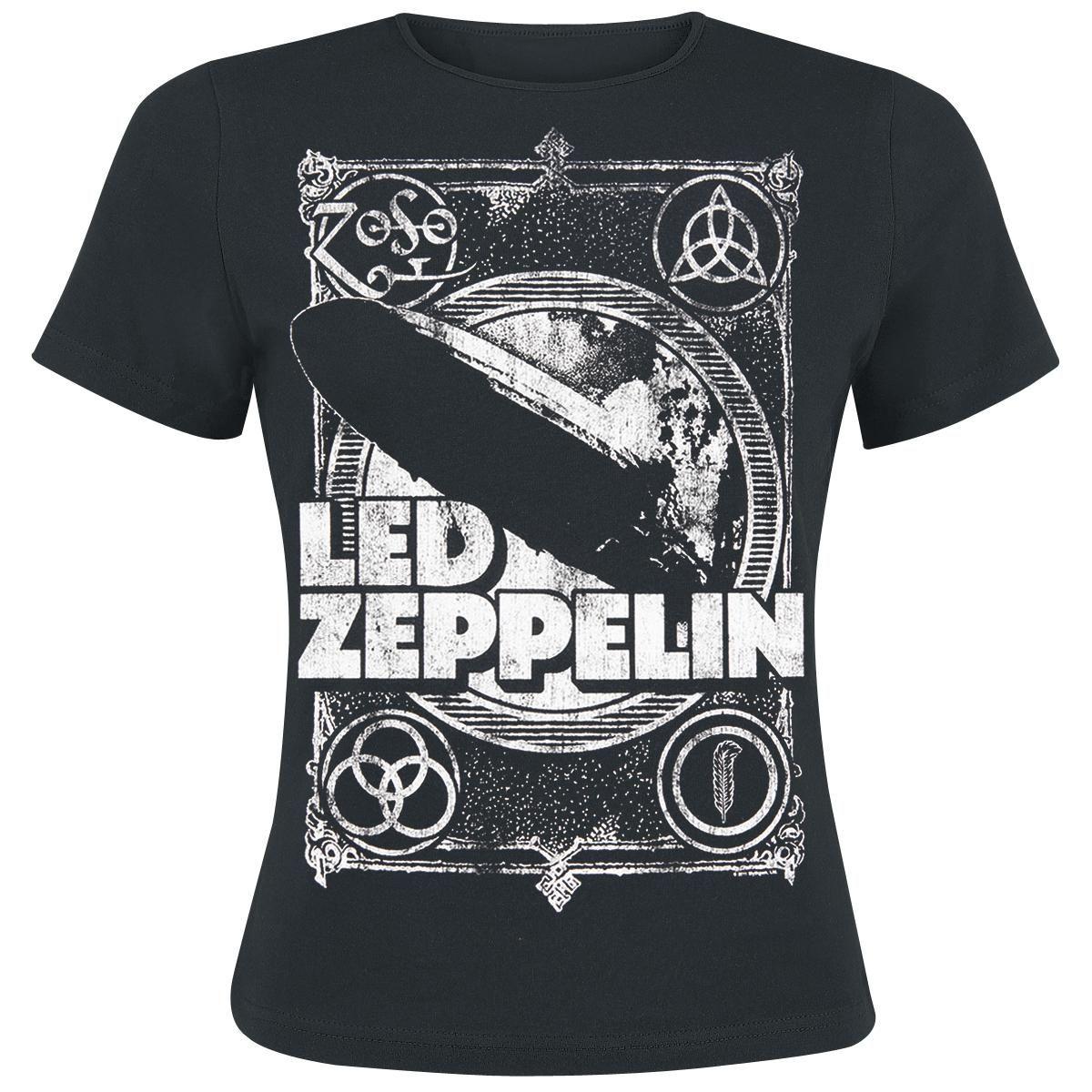 3a1c4e228b99f T-shirts camisetas Led Zeppelin  19.99 en EMP... Europe´s Rock ...