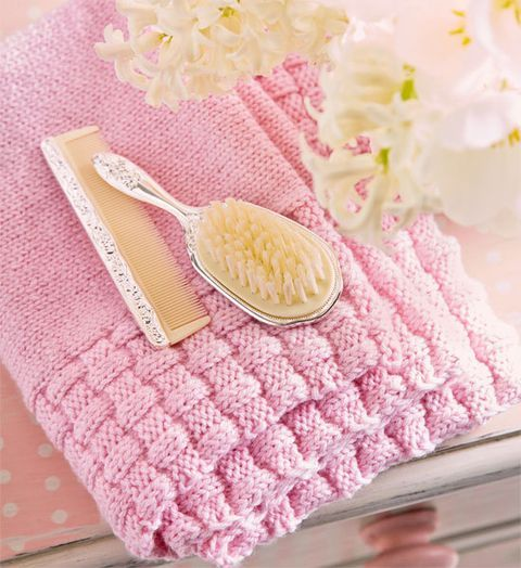 How to knit a baby blanket  - Better Homes and Gardens - Yahoo!7