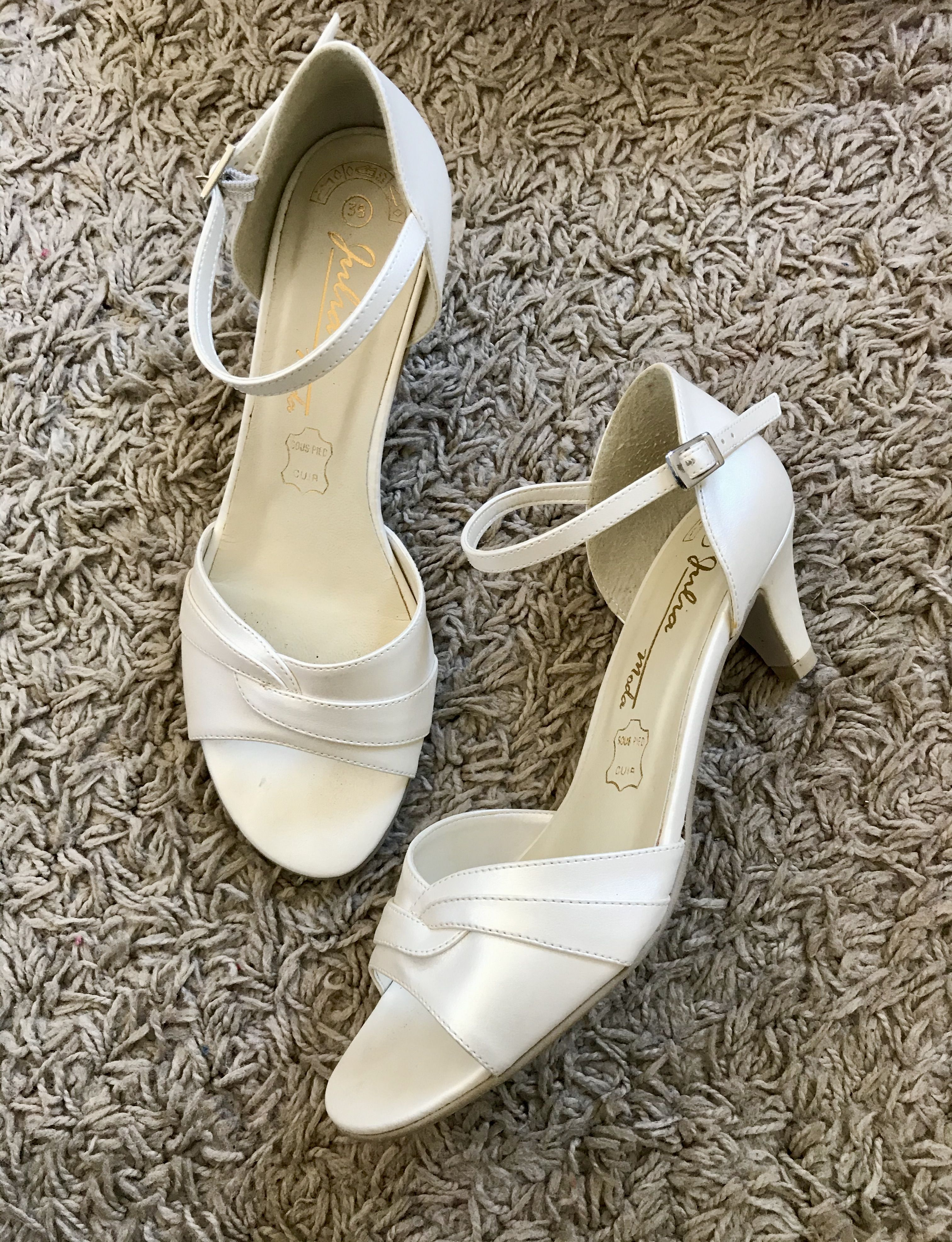 Chaussures de mariage T 38 en 2020 | Chaussure mariage