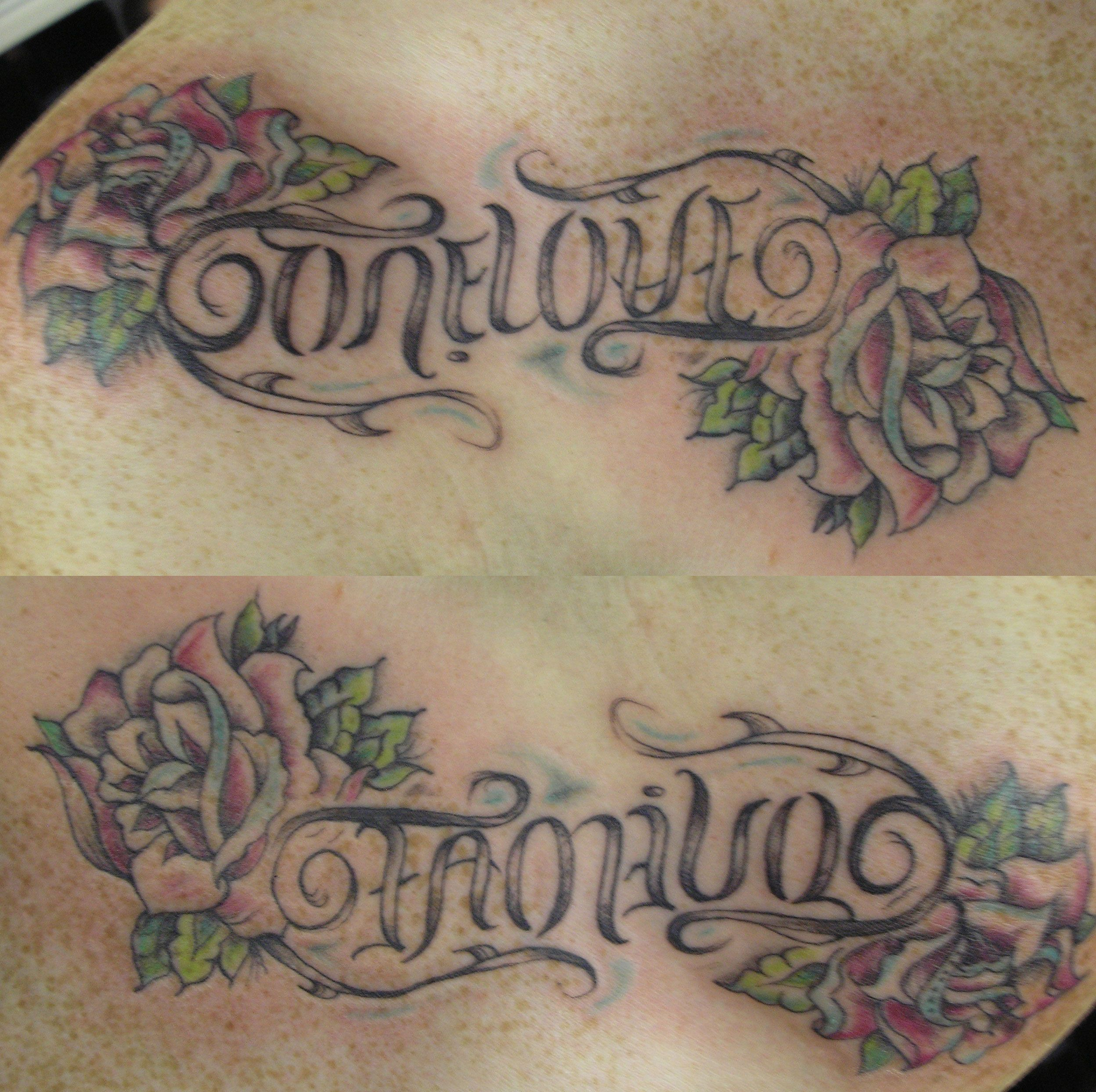 One love family and roses tattoo design tattoobite one love family tattoo ideas is unbreakable creating memories through family tattoo design means that you will keep your family closer buycottarizona Choice Image