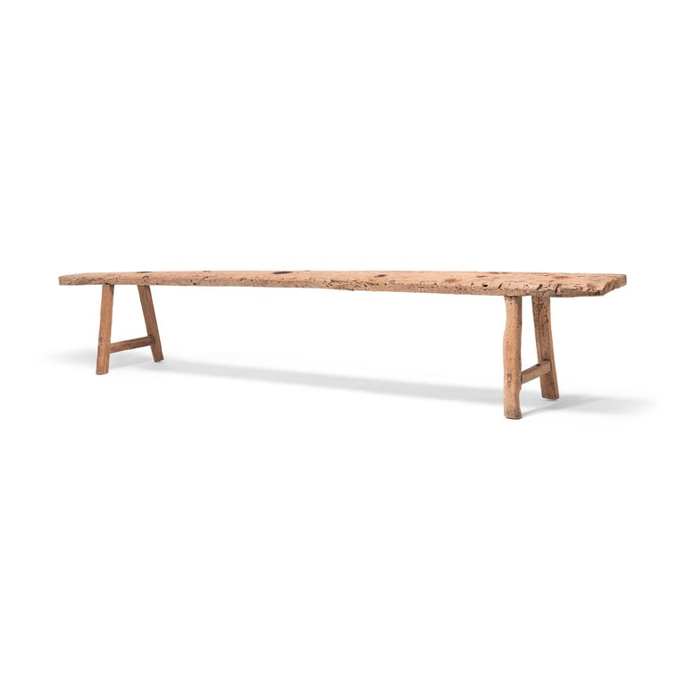 Early 20th Century Chinese Hutong Bench Benches For Sale Rustic Bench Bench