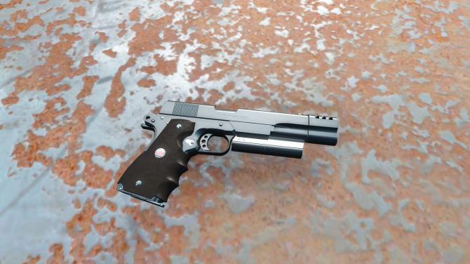 Colt Delta Elite Reanimated (Revival) at Fallout 4 Nexus