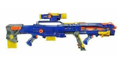 Longshot Nerf gun