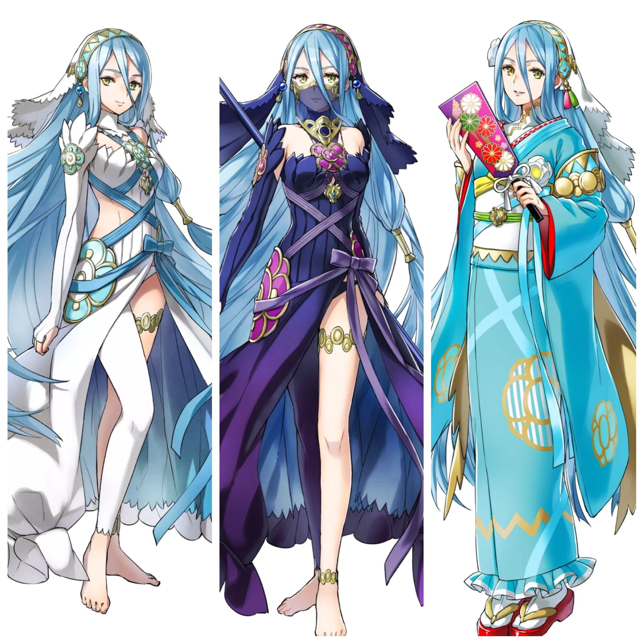 Fire Emblem Heroes - Stunning Cosplay of Azura