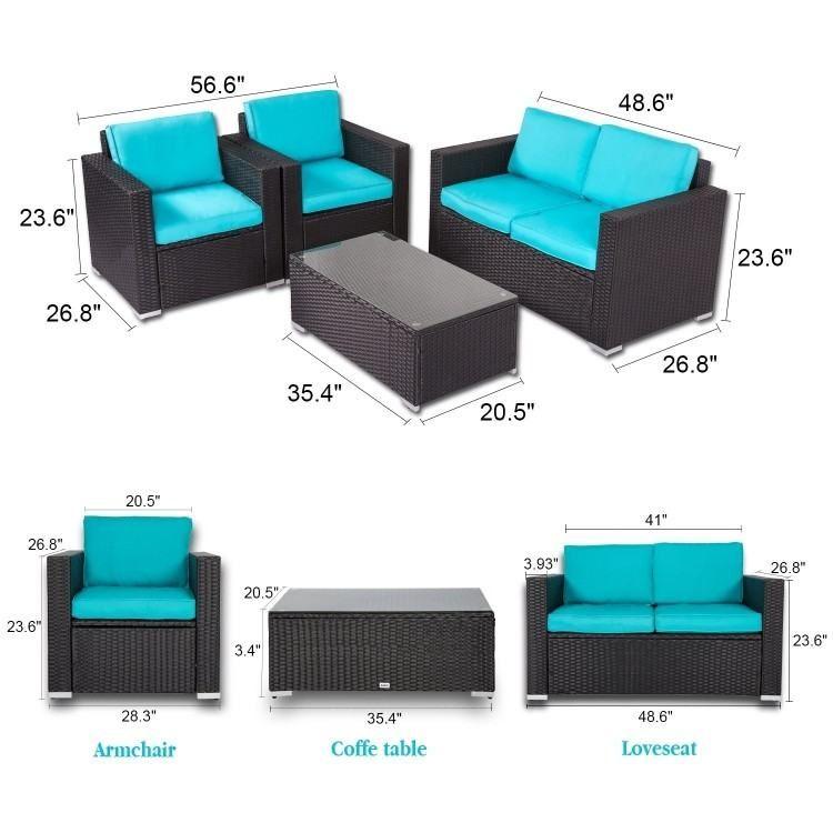 Kinbor Patio Furniture Instructions Patio Furniture Cushions