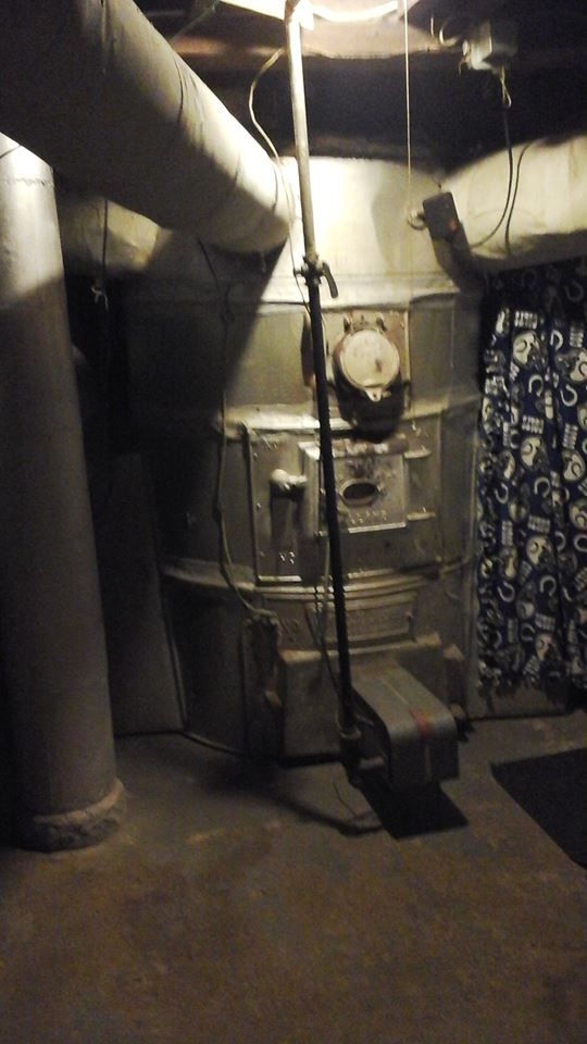 A Holland User In Indiana Sent Us This Pic A Holland Coal Furnace
