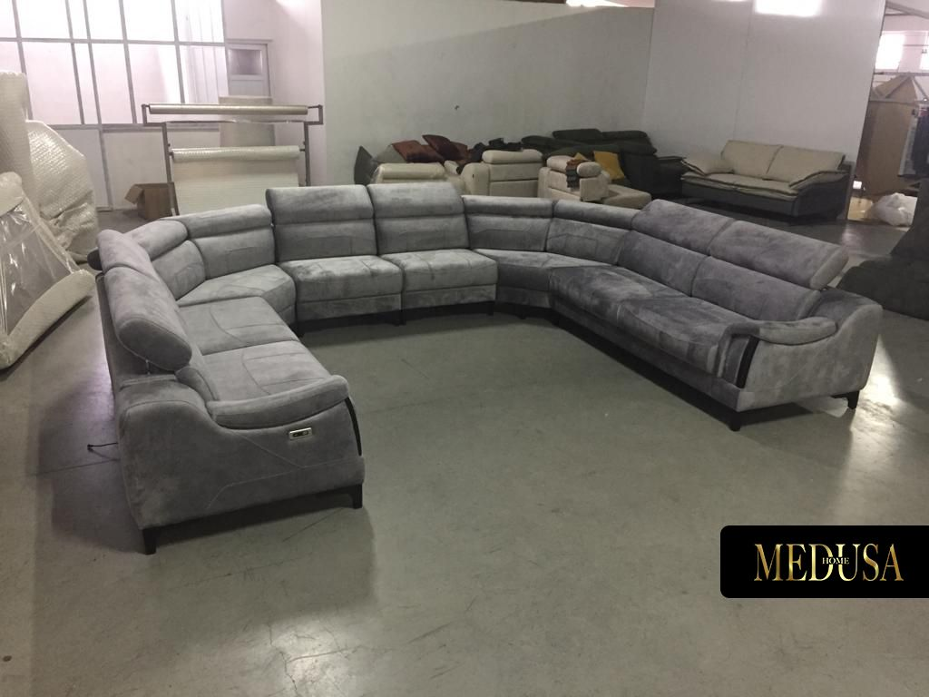 Rio Motorlu Kose Takimi Medusa Home 2020 Modern Mobilya Mobilya Furniture