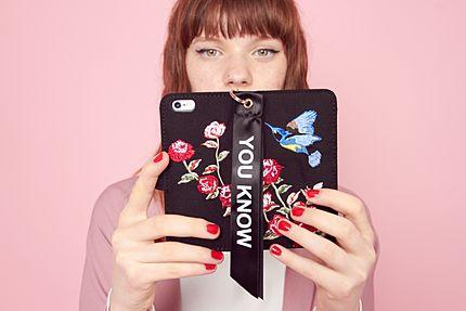 Jouetie iPhone case