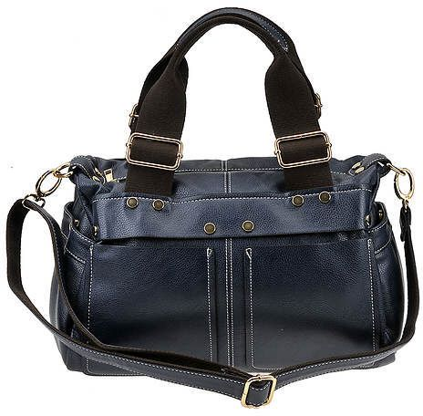 781f92cbf0 Twins Double Handle Satchel