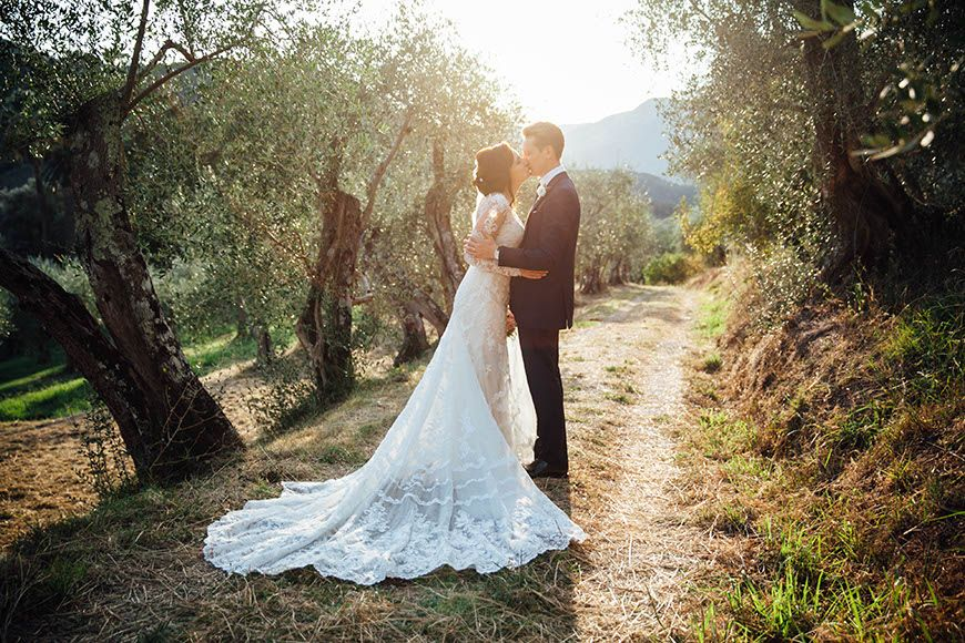 Villa Quaranta Tommasi Wine Hotel & SPA Tuscany wedding