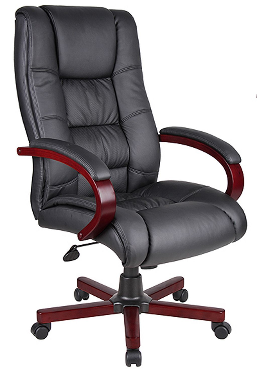 Best office chair 2016 - Leather Office Chair 04 04 2016