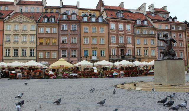 14 Self-Guided Walking Tours in Warsaw, Poland + Create Your Own Map