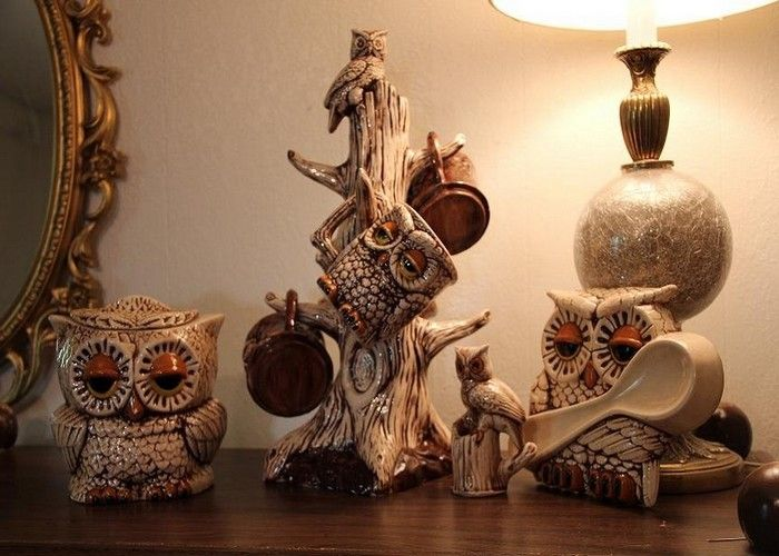 Owl Kitchen Decor | Cute Features For Your Owl Kitchen Decor  HomeDecorIn.com .