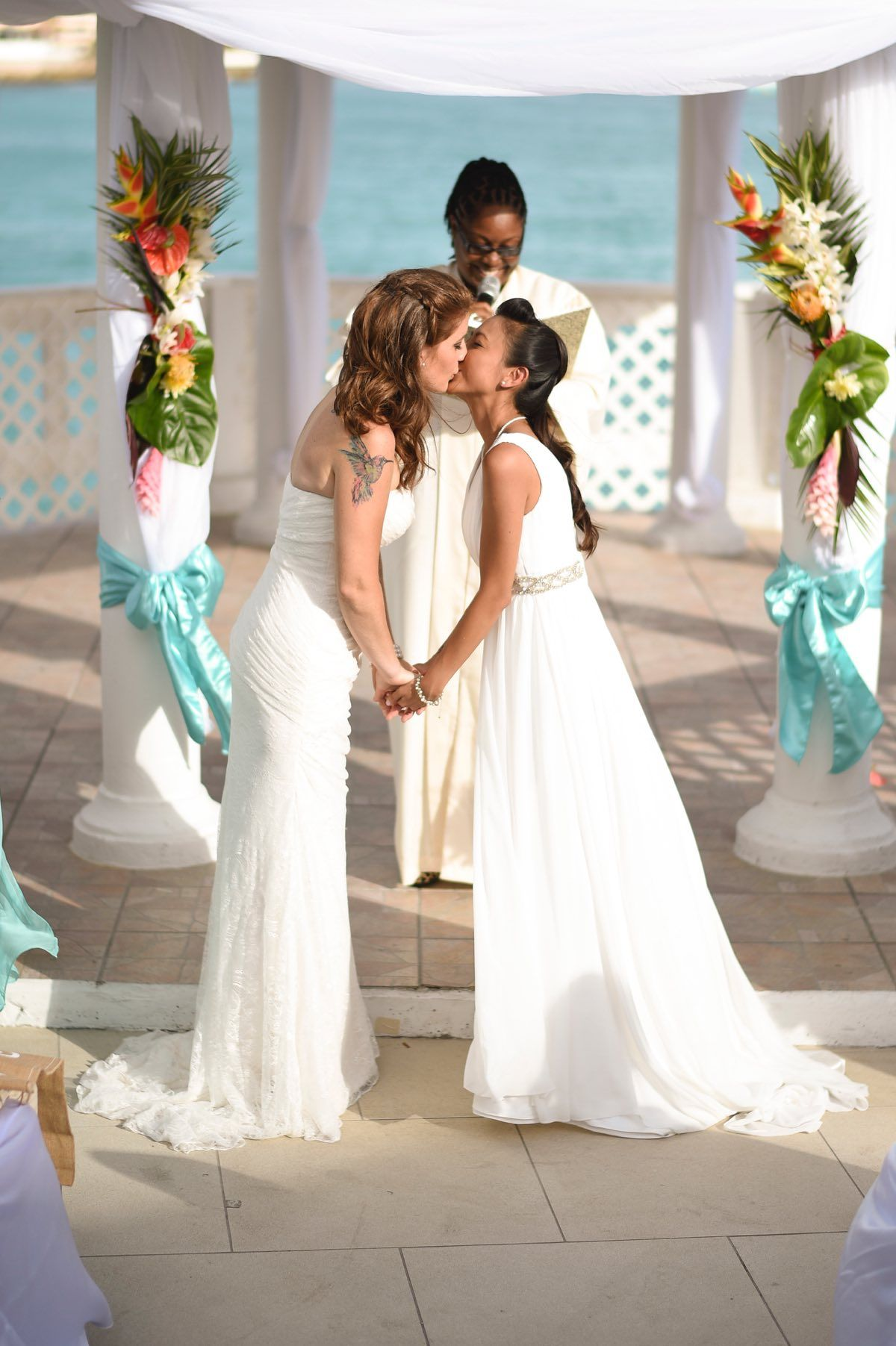 Destination Wedding At The Sonest Maho Beach Resort Sint Maarten Steph Kim
