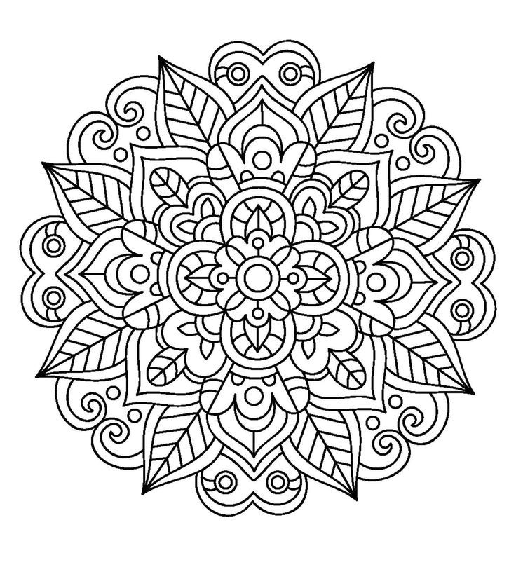 Art Art Mandala Ausmalen Muster Malvorlagen Mandala Malvorlagen