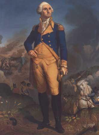 george washington blue skin horse   George Washington (Image from ...