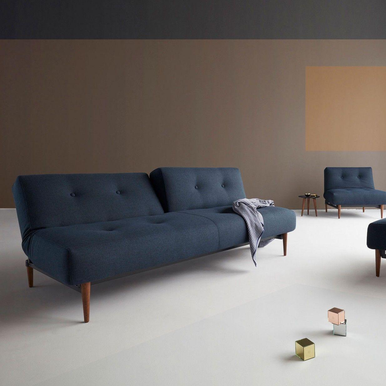 Schlafsofa Blau buri schlafsofa blau innovation living pomysły do domu