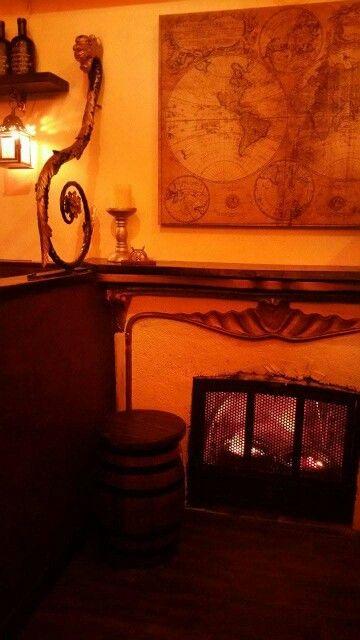 Sala del Nautilus #doriangrayrestaurant #noviligure #victorian #steampunk #julesverne
