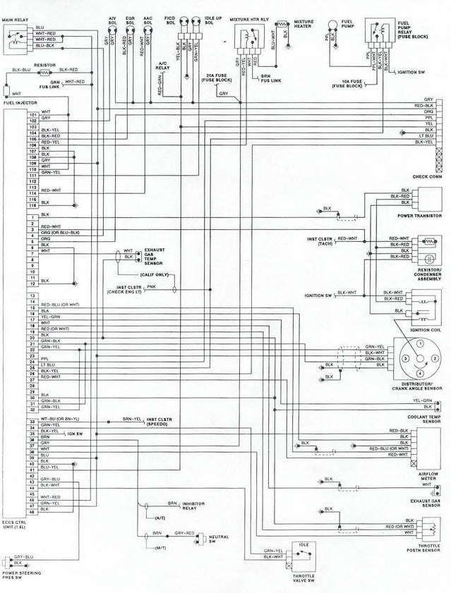 Wiring Diagram For Trailer With Brakes Schaltplan Chevy Ford Explorer