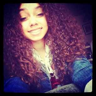 cute mixed girls with swag and curly hair wwwpixshark