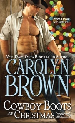 Review Cowboy Boots For Christmas By Carolyn Brown 1 Burnt Boot Tx Contemporary Romance Western Holiday Cowboy Romance Books Bargain Books