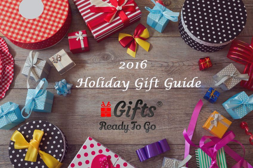 2016 - Make this holiday gift season magical with our new 2016 holiday gift guide. Buying a gift hasn't been easier, just select the perfect gift and we will do the rest. All our gifts are hand packaged and ready to go. Let us be the first to wish you a happy and relaxing holiday season!