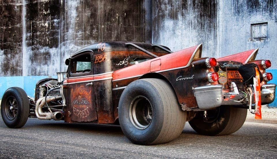 dodge coronet rod - Google Search | best rat rods | Pinterest ...