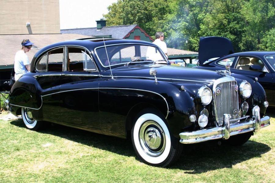 Jaguar Mark VIII Saloon 1957 762369BW-The December Sale ...
