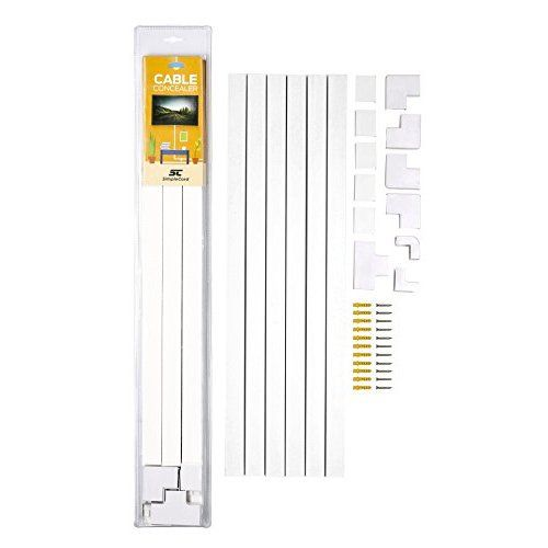 Wiremold CMK10 Cord Mate II Kit- Raceways Cord Management Kit to ...