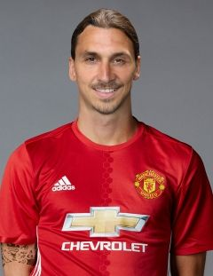 new concept 9b6af d0ca0 Zlatan Ibrahimovic player profile - Official Manchester ...