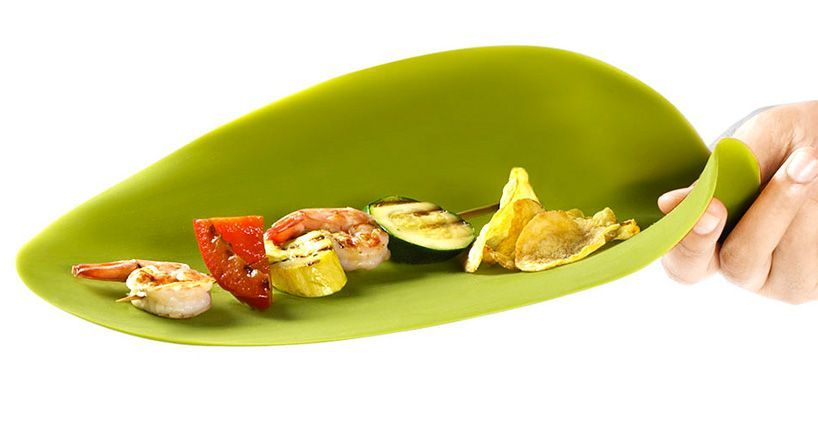 nao tamura: seasons serving plates