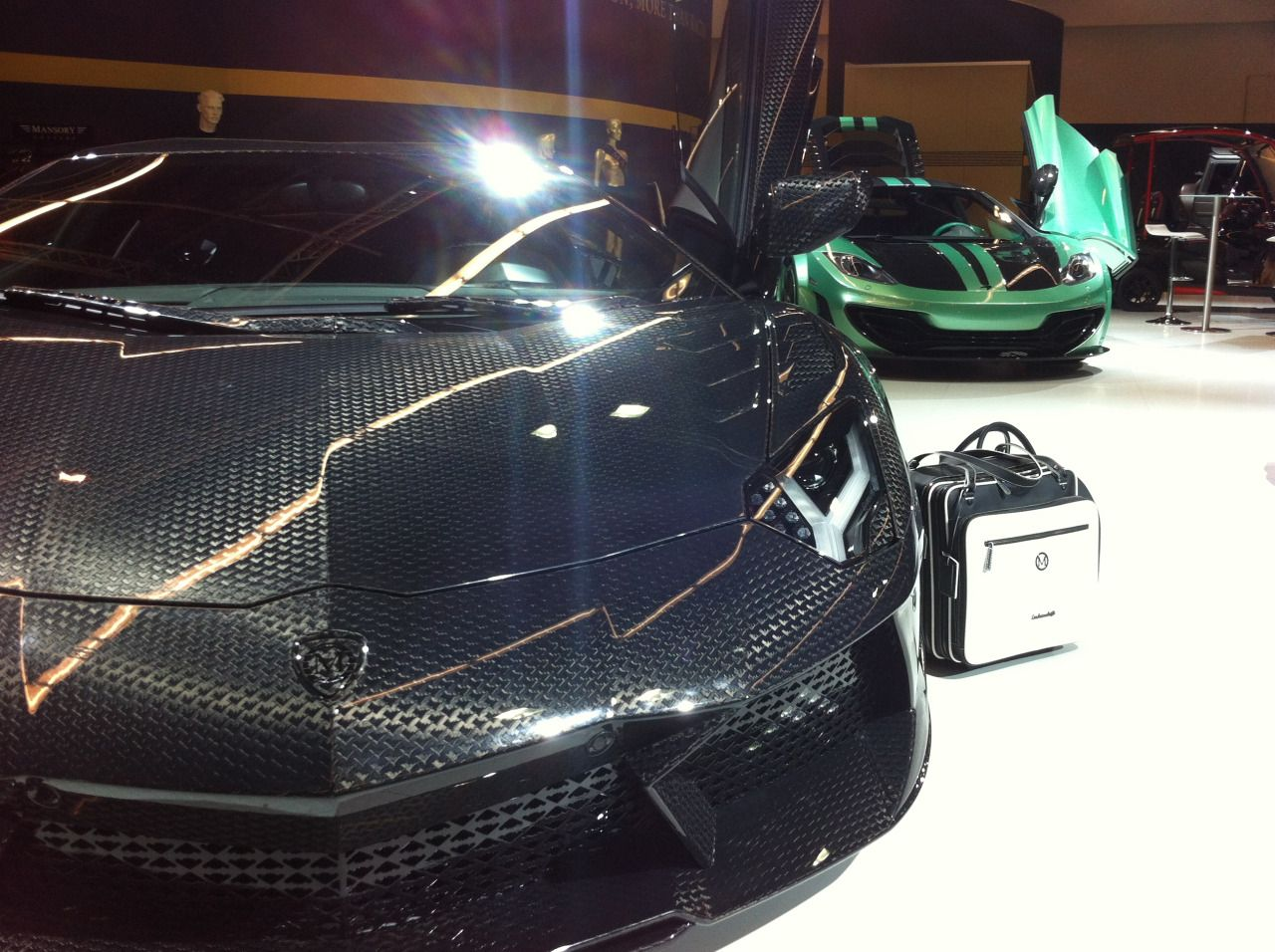 .HØR€N$VG€N. — Lamborghini and Ferrari by Mansory