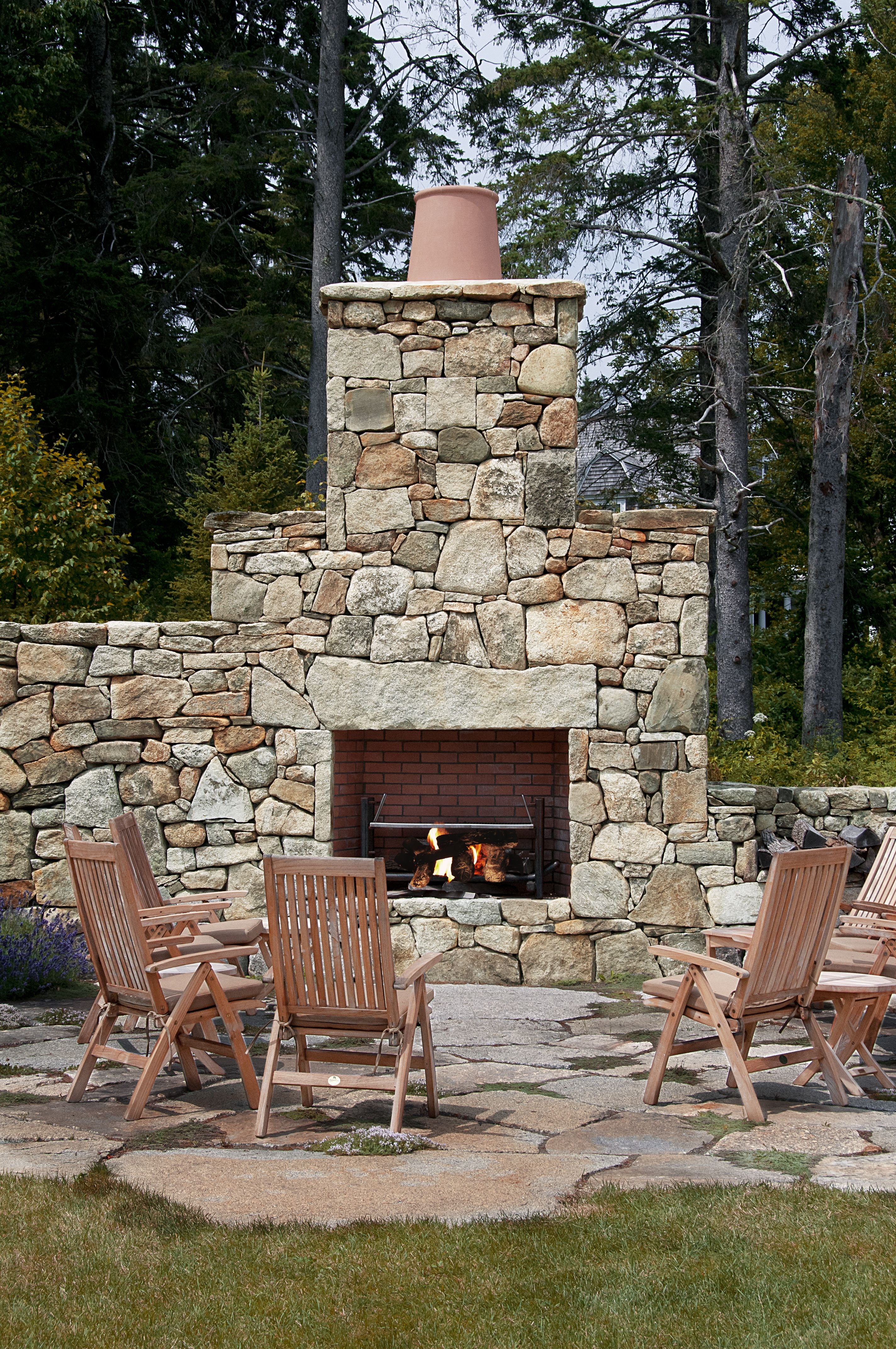 Want To Build A Wow Outdoor Feature Start With A Precast