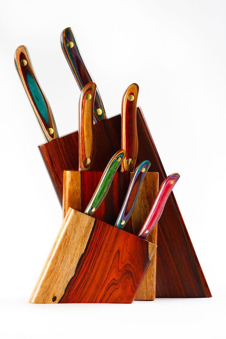 Best Kitchen Knives Ideas Pinterest Knife Storage Magnetic Blocks And Spice Rack Design Kitchen Knives Knife Set Kitchen Best Kitchen Knives
