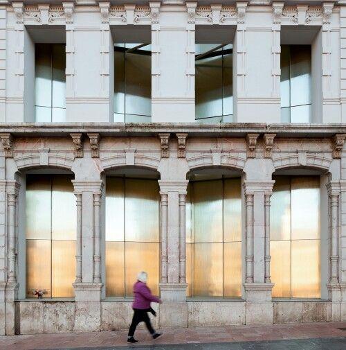 Museo de Bellas Artes de Asturias, Oviedo - Francisco Mangado