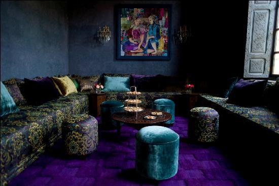 Marrakech : un riad à la décoration envoutante | le Maroc que j\'aime ...