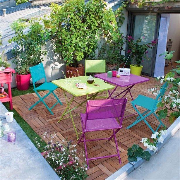 Photo of Balkonunuzu İlkbahar İçin Dekore Edin